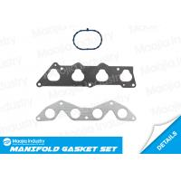 Quality 16 VALVE Civic DX LX D17A1 Manifold Gasket Set Replacing MS96390 / MS96447 for sale