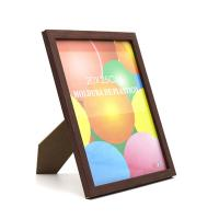 China Portable Decorative Wooden Picture Frames Wooden Mdf Paper Wrap WFS0025 on sale