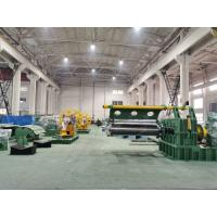 Quality Industry Coil Slitting Line Heat Exchanger Furniture Tube Production Support for sale