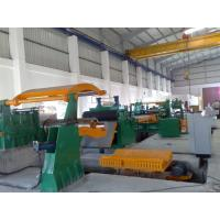 Quality metal slitting line for stainless steel for sale