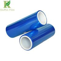 Quality 0.02-0.20mm Factory Direct Blue Ldpe Adhesion Surface Protective Film for sale