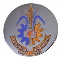 Quality 2012 new badge button pin for sale