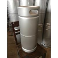 Quality 20L US beer keg slim shape made of SUS 304 food grade material for micro brewery and beverages for sale
