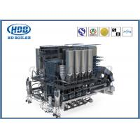 Quality ASME Standard Biomass Circulating Fluidized Bed Boilers , Electric Hot Water Boiler for sale