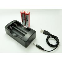 Quality Input 5 V Output 4.2 V  Battery Charger For 2 X 18650 Li Ion Battery With USB Cable for sale
