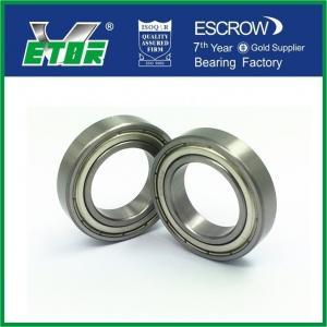 Standard precision normal tolerance metric 6900-6910 deep groove ball bearing