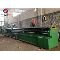 Quality hard Cr Chrome Plated Injection Molding Machine Tie Bar for injection machine for sale