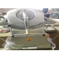 Quality 155 R / Min Commercial Pastry Sheeter , 50Hz Bakery Sheeter Machine for sale