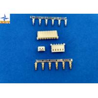 Quality Sigle Row molex 5264 equivalent Wire To Board Connector, 2.5 Mm Pitch Crimp Connector for sale