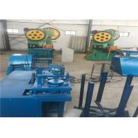 Quality Five  / Nine Strips Razor Wire Making Machine Producing Speed 220-280m/H for sale