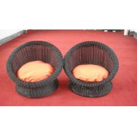 Quality Wicker Pet Bed With Powder Coated Aluminum Frame , 510Lx490Wx305Hmm for sale