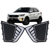 Quality Mustang Style LED Daytime Running Lights for Hyundai 2014 2015 IX25 Creta for sale