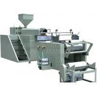 Quality 500mm Co-extrusion polyethylene plastic Stretch Film Making Machine for sale