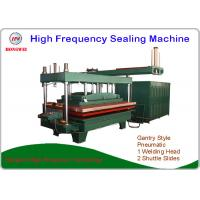 China H Frame Plastic High Frequency Welding Machine 3 Phrase 380V/50 Hz Power Supply on sale