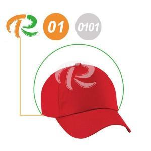 China Pro Baseball Cap 5 Panel - 100% cotton twill on sale