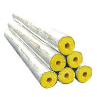 Quality glass wool tube, glass wool board for sale
