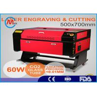 Quality Water Chiller 30W CO2 Laser Engraving Machine High Speed Differential Input for sale