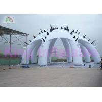 Quality Outdoor Giant Spider Inflatable Event Tent For Advertising / Commercial Business for sale