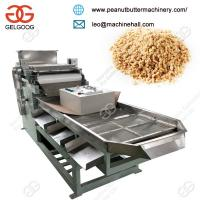 Quality Multifunctional Professional Peanut Chopping Dicing Machine Industrial for sale
