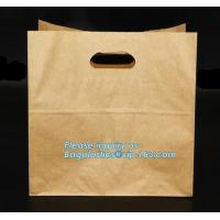Quality Eco Logo Custom Printed Clear Bread Plastic Bag With Window,china manufacturer custom disposable bread paper bag, bageas for sale