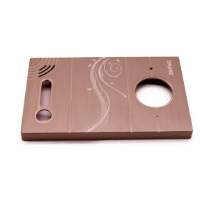 Quality Aluminum Copper Sheet Precision Metal Stamping Fabrication for sale