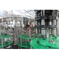 Quality Isobaric Beer Bottling Equipment Automatically Filling And Sealing for sale