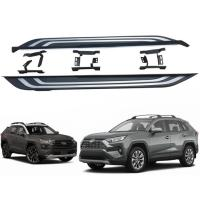 Quality OE Style Side Step Running Boards for 2019 Toyota RAV4 Adventure / Limited / XSE Hybrid for sale