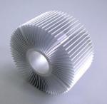 Quality aluminum extrusion, aluminum heatsink for sale