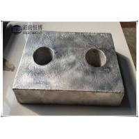 Quality Bolts type Magnesium Condenser Anode for sale