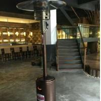 Commercial Outdoor Gas Heaters , Butane Patio Heater With Variable Control Valve