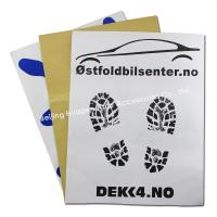 Quality Car Service Care Products Disposable Paper  Car Floor Mats for sale
