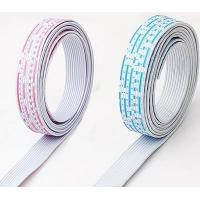 Quality UL2468 Flat Flexible Ribbon Cable Unscreened 2-15 Core 300 V VW-1 OEM / ODM for sale