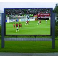 Quality DIP546 Commercial P16 / P20 Stadium Perimeter LED Display Energy Saving , 3906 Dot/M² for sale