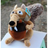 Quality Ice age plush toys for sale