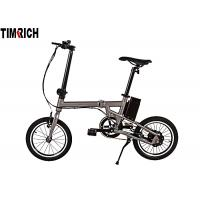 Quality TM-TM-Z02  Ultra Light Electric Battery Powered Bike / 16 Inch Electric Bike 36V 150W Brushless Motor for sale