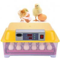Quality Plastic Commercial Egg Incubator , Egg Hatching Incubator High Low Temperature Alarm for sale