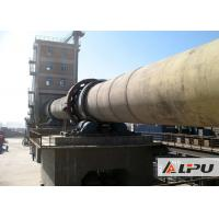 Quality High Efficiency Rrotating Kiln For Calcination Of High Aluminum Bauxite Ore for sale
