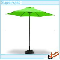 Quality 2.75m Steel Patio Market Umbrella Outdoor Furniture for Summer Sunshade for sale