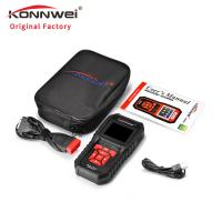 Quality High Speed Konnwei KW850 Vehicle Fault Diagnosis Machine Works On All 12V Cars After 1996 for sale