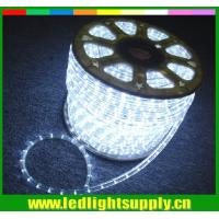 China decorative rope light 2 wire outdoor white christmas rope lights on sale