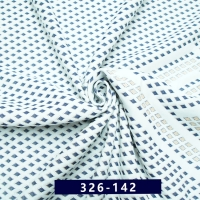 Quality thick texture Width 2.1m-2.25m Polyester Plaid Fabric Ticking Stripe Material for sale