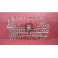 Quality Industrial Metal Parts Cleaning Basket,Degreasing Baskets,Cleaning Basket,Material Handling Baskets,Laboratory Basket for sale