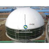 Quality Membrane Roof Smooth Anaerobic Digester Tank For Grain , Sludge , Chemicals Storage for sale