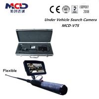 Quality 4.3 Inch LED Screen Under Vehicle Inspection System Equipment MCD-V7D for sale