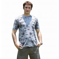 Quality 2014 custom high quality 100% cotton t shirt for men for sale
