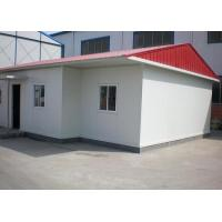 Quality Sandwich Panel Prefab Steel Houses Bolts Connection For Residential Building for sale