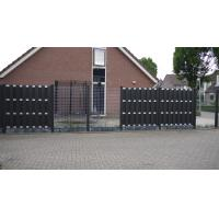 Quality Composite fence,Composite timber for fence panel/Europen Standard and design WPC fence(RMD-F02) for sale