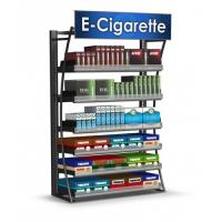 Buy Custom Made Cigarette Display Case , Overhead Cigarette Racks For Convenience Store at wholesale prices