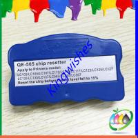 Quality LC125 chip resetter for Brother MFC-J 4610DW MFC-J 4410DW MFC-J 4510DW for sale