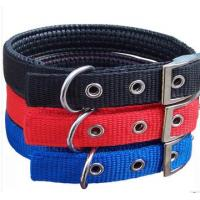 Quality dog collar,pet leashes,pet collar for sale